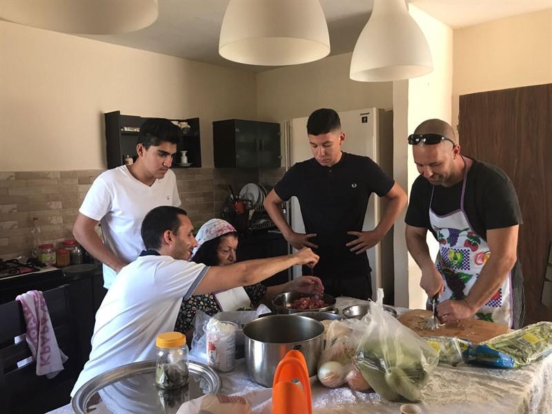 סדנת בישול לקבוצה קטנה